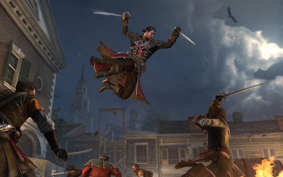 «Шахматы придумал гениальный гейм-дизайнер»: 7 вопросов сотрудникам Ubisoft. Изображение № 5.
