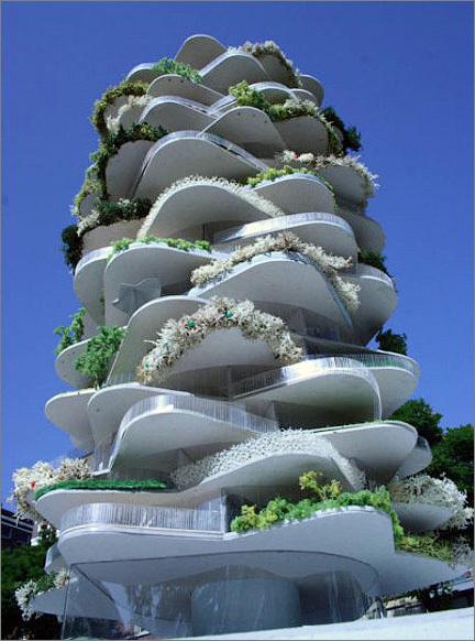 Лучшая десятка «зеленых» небоскребов мира. Изображение № 4.