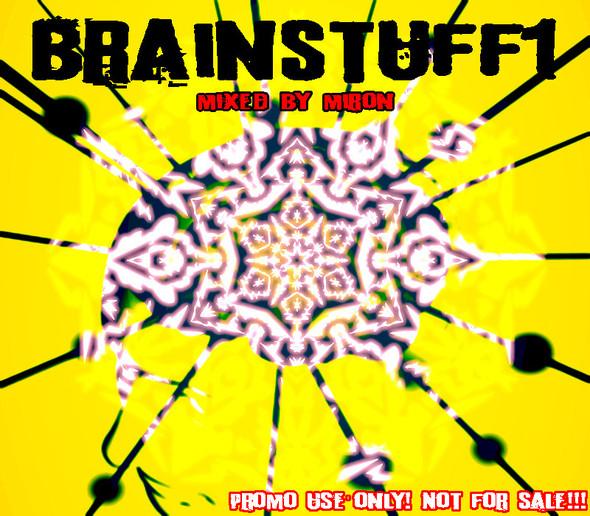 Brainstuff1 - mixed by Miron. Изображение № 1.