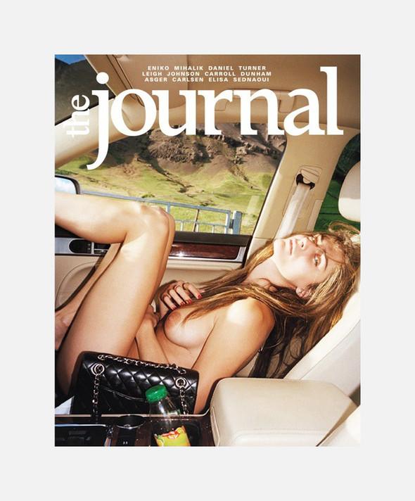 Обложки: Zoo, Black и The Journal. Изображение № 3.
