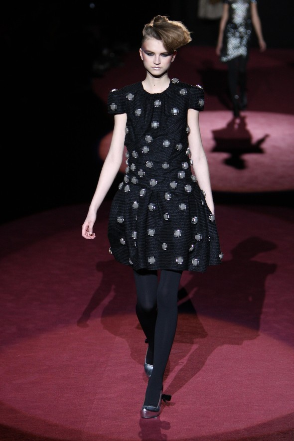 Marc Jacobs fall winter 2009–2010. Изображение № 30.