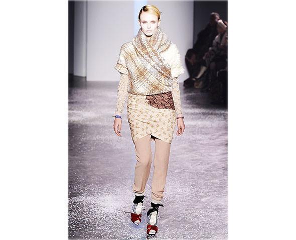 Неделя моды в Нью-Йорке: Шестой и седьмой дни. Изображение № 113.