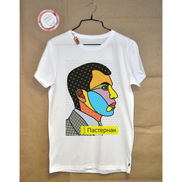 Новая коллекция футболок: литература на вашей груди. Изображение № 10.