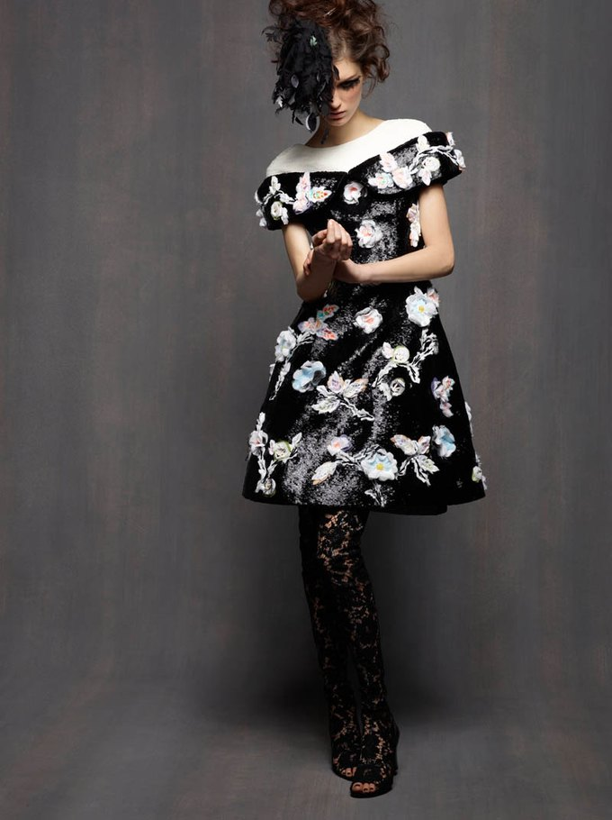 Chanel, Trends Brands и Urban Outfitters показали новые лукбуки. Изображение № 5.