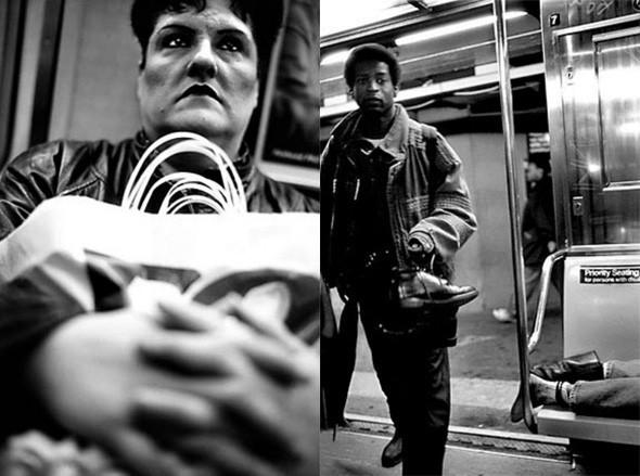 Метрополис: 9 альбомов о подземке в мегаполисах. Изображение № 39.