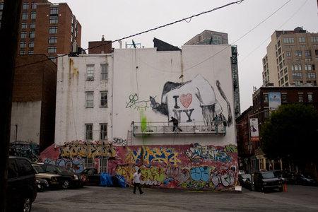 Изображение 13. Гигантские крысы атакуют Нью-Йорк.. Изображение № 13.
