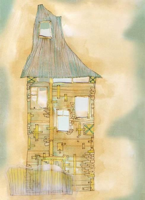 Изображение 4. Иллюстратор Masha Bartanayev.. Изображение № 4.