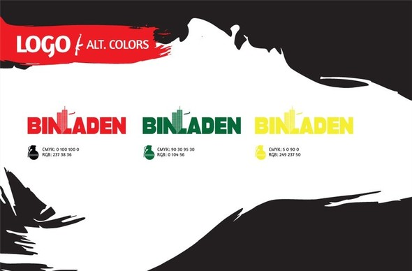 Bin Laden Brandbook. Изображение № 5.