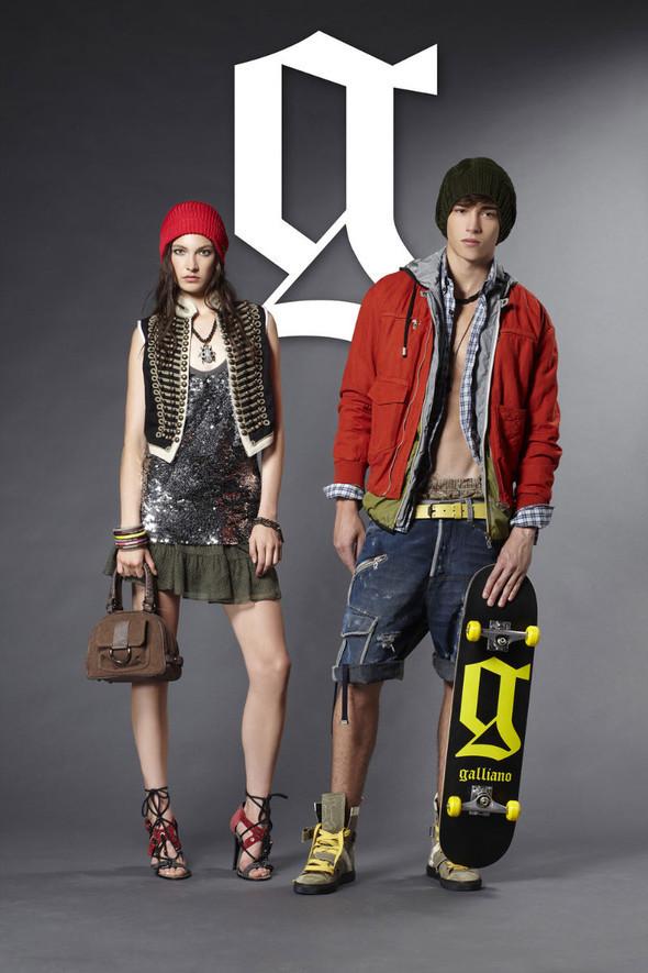 Изображение 57. Лукбуки: Asos, Burberry Black Label, Urban Outfitters и другие.. Изображение № 60.