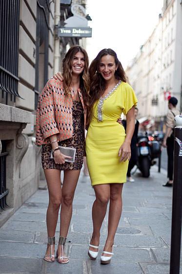 Уличный стиль на Неделе высокой моды в Париже. Изображение № 79.