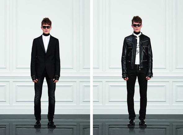 Новые мужские лукбуки Louis Vuitton, Marc Jacobs и Fred Perry. Изображение № 39.