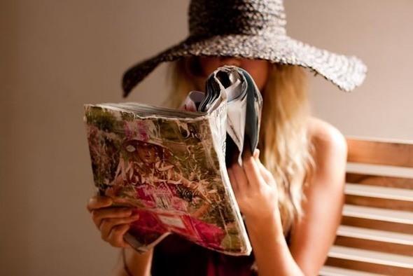 Изображение 17. Блондинка в блоге.. Изображение № 22.