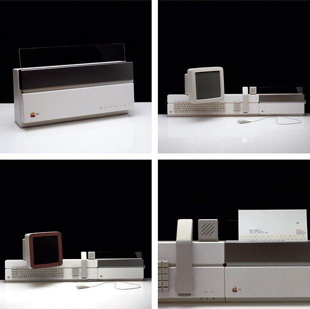 Опубликованы новые концепты футуристических устройств Apple 1982 года . Изображение № 4.