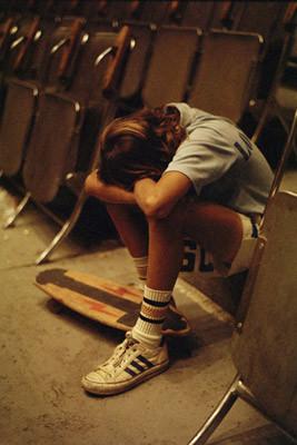 Hugh Holland. Скейтборд-хроники 70-х. Изображение № 22.