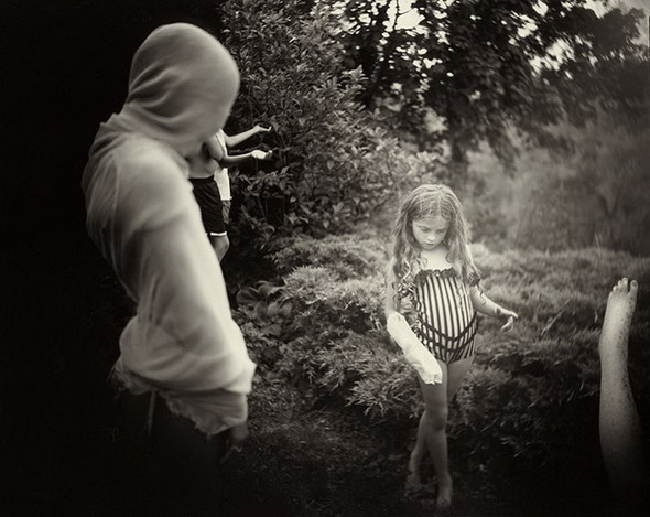 Фотограф Sally Mann. Изображение № 22.