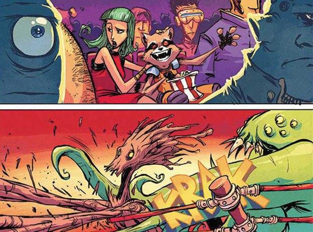 35 комиксов лета. Изображение № 31.