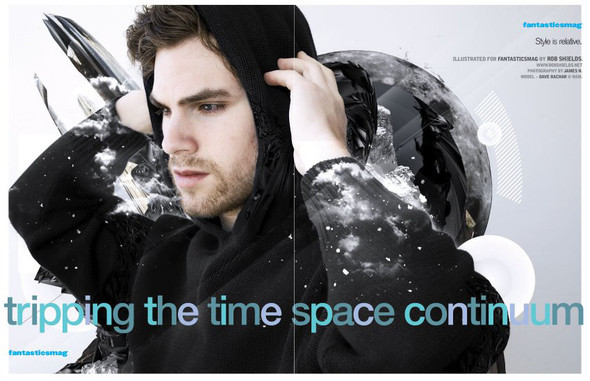 Tripping the Time Space Continuum, fantasticsmag. Изображение № 1.