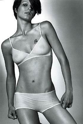 Изображение 9. Bimba Bosé - андрогинный персонаж в мире моды и кино.. Изображение № 9.