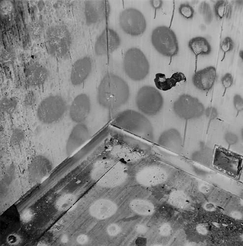 John Divola. Фотографический вандализм. Изображение № 9.