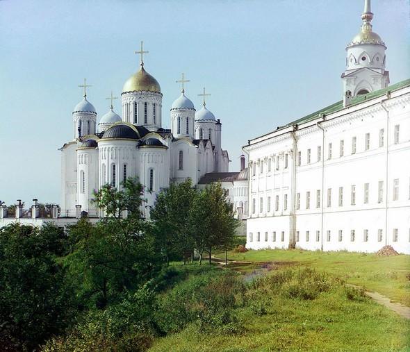 Цветные фотографии России в период с 1904-1916. Изображение № 25.