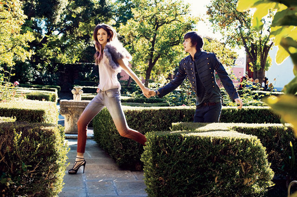 Love Song Teen Vogue. Изображение № 1.