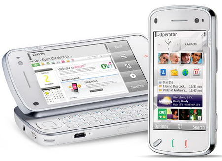 N97 – новейший смартфон отNokia. Изображение № 1.