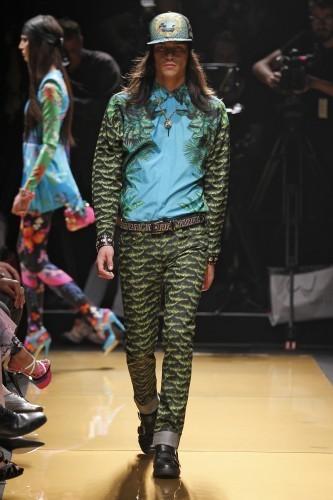 Вечеринка Versace for H&M: Как это было. Изображение № 41.