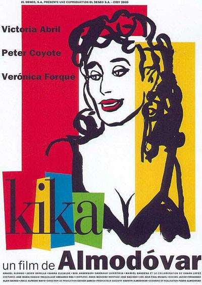 «Кика» (1993). Фильм заработал взрослый рейтинг за восьмиминутную сцену изнасилования: спящую героиню насилует бывший порноактер-идиот. Впрочем, позже она походя упоминает об этом инциденте в беседе, что страшно возмутило зрительниц-феминисток.. Изображение № 4.