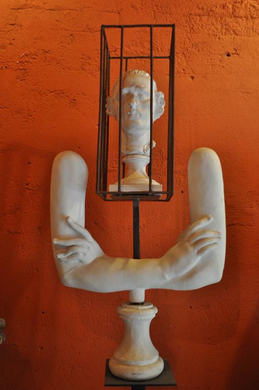 Музей сюрреализма. Дом Бурганова. Изображение №10.