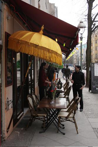 Изображение 11. Берлинские кафе.. Изображение № 17.