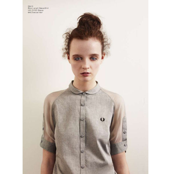 Fred Perry FW 2010. Изображение № 19.