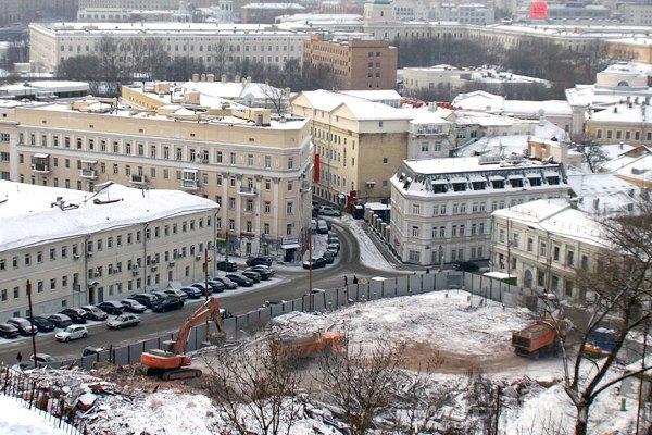 Хитровская площадь сейчас. Изображение № 4.