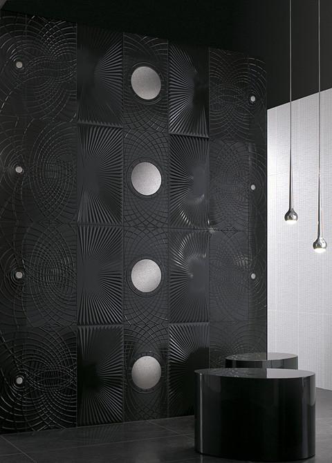 Фешенебельная настенная плитка Boudoir от Villeroy & Bosh. Изображение № 1.