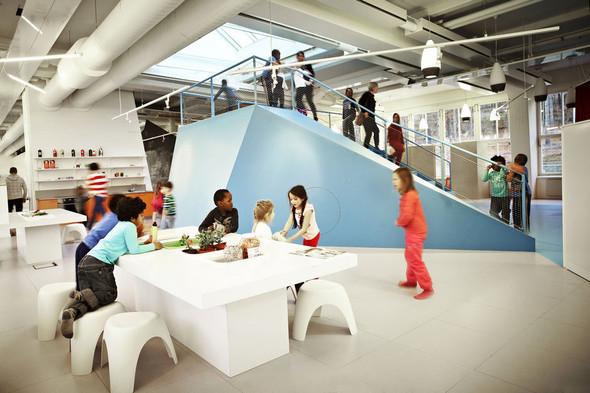 Экспериментальная школа в Стокгольме. Изображение № 10.