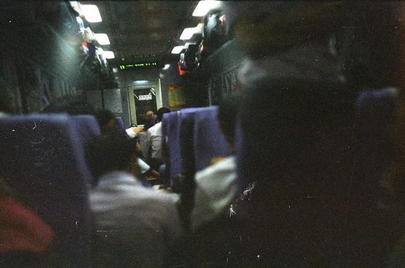 Автостопом до Китая. Изображение № 25.