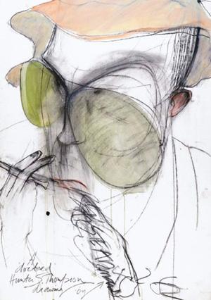 ОРальфе Стедмане. Изображение № 14.