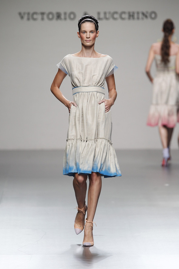 Madrid Fashion Week SS 2012: Victorio & Lucchino. Изображение № 6.