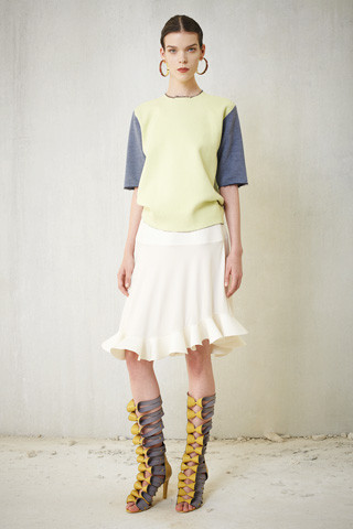 Коллекции  Resort 2013: Balenciaga, The Row, Pringle of Scotland и другие. Изображение № 2.