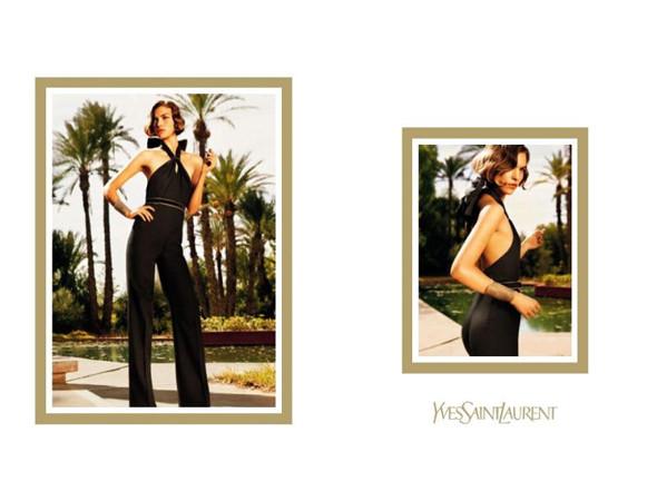 Рекламная кампания YSL SS 2011  . Изображение № 48.