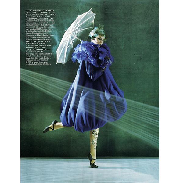 Изображение 77. Dance, dance, dance: 10 съемок, вдохновленных балетом.. Изображение № 84.