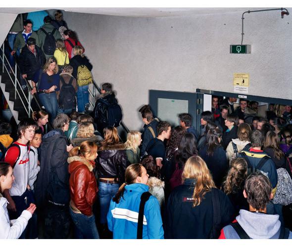Классный час: Школьники в документальных фотографиях. Изображение № 74.
