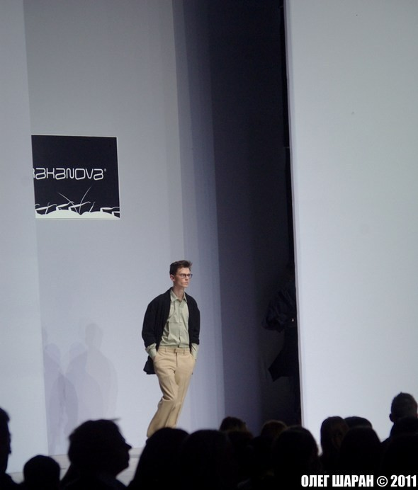 Изображение 28. Volvo Fashion Week: Tarakanova Men's Collection.. Изображение № 28.