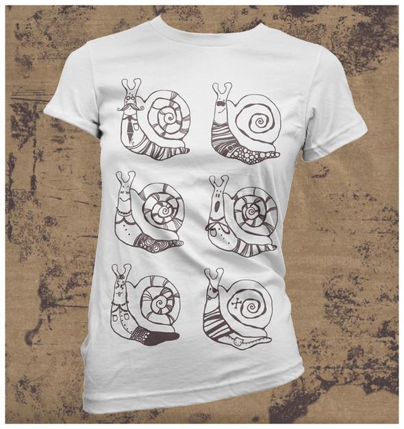 Изображение 33. Принтовые футболки.. Изображение № 33.