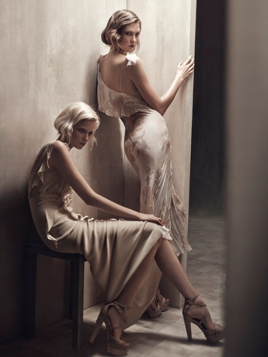 Изображение 15. S/S'11 Ad Campaign: Donna Karan, D&G, DKNY.. Изображение № 14.
