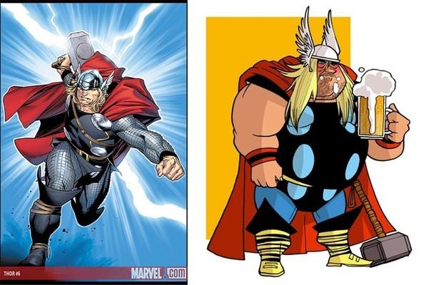 Что случается с супергероями, когда они на пенсии?. Изображение № 13.