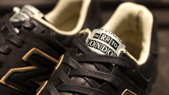New Balance M576 The Road to London Pack. Изображение № 11.