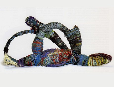 Аутсайдерское искусство: Аутист, раб, почтальон и другие неожиданно великие художники. Изображение № 11.