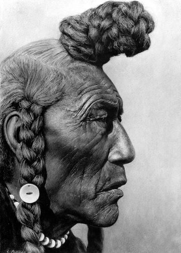 Эдвард Кертис. индейская мечта. Изображение № 21.