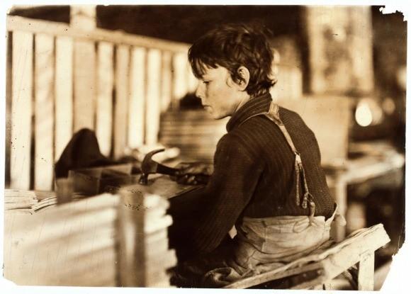 Детский труд. Изображение № 7.