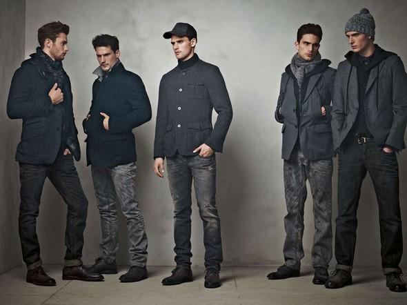 Лукбук: Dolce & Gabbana FW 2011 Men's. Изображение № 38.